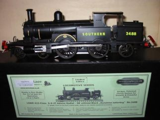 Adams Radial Tank Locomotive